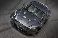 Edo Competition transforma el Aston Martin DB9 en un DBS