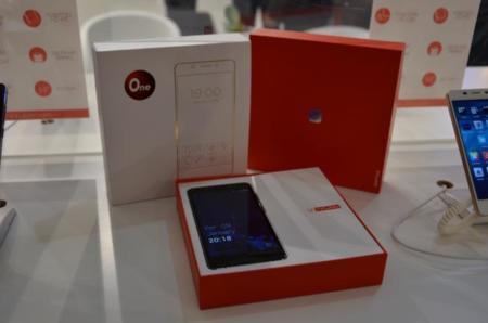 Innjoo One, un nuevo smartphone económico que llega con The Phone House