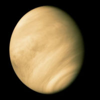 NASA cree que el planeta Venus algún día pudo albergar vida