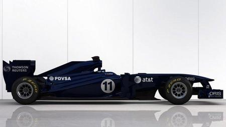Williams F1 FW33