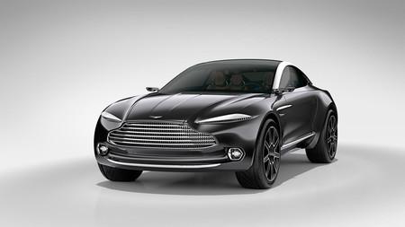 ¿Sólo gasolina? Sí, pero con matices: el SUV de Aston Martin podría unirse a la fiesta mild-hybrid