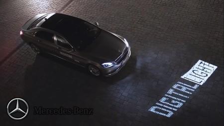 Mercedes Benz Digital Light 4