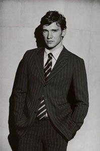 Andriy Shevchenko nueva imagen de Armani
