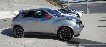 Nissan Juke Nismo, presentación y prueba en Barcelona (parte 1)