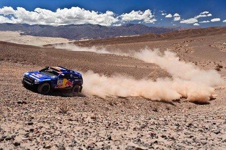 Nasser Al Attiyah podría intentar revalidar el Dakar con un Hummer