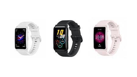 Honor Watch ES: el nuevo smartwatch de Honor tiene pantalla alargada y un precio muy ajustado