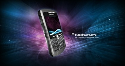 Blackberry Curve, presentado oficialmente