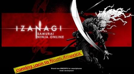 Izanagi saciará tu hambre por aventuras ninja en tu dispositivo móvil