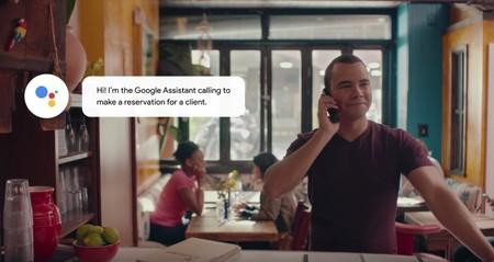 Nuevos detalles de Google Duplex: el asistente inteligente que llamará por nosotros para reservar mesa o pedir cita en la peluquería