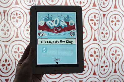 Revista Don, estilo de vida para manosear en formato tablet, llega a Android