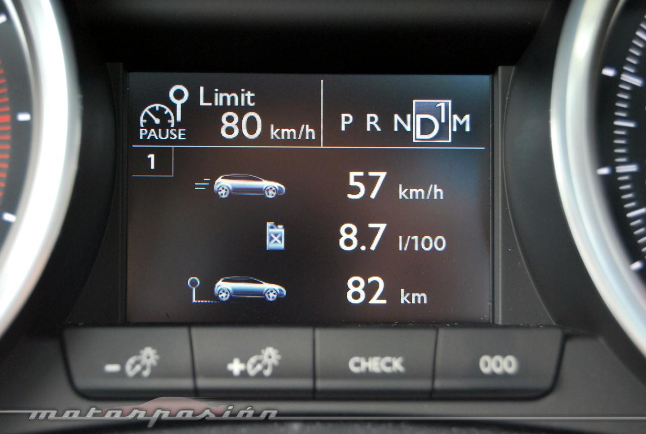 Foto de Peugeot 508 y 508 SW (presentación) (27/118)