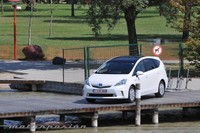 Toyota Prius+, presentación y prueba en Austria y Eslovaquia (parte 1)