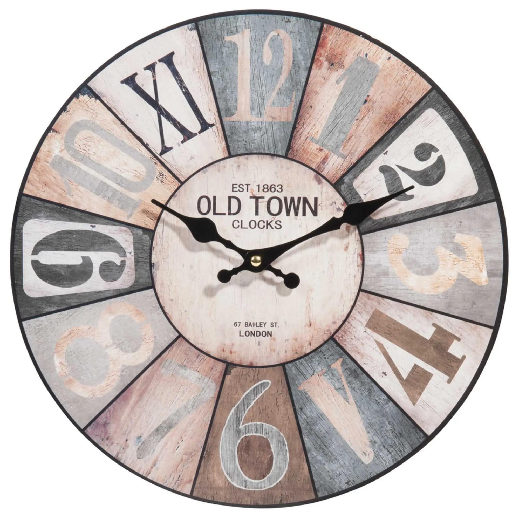Reloj multicolor D.34 COSY