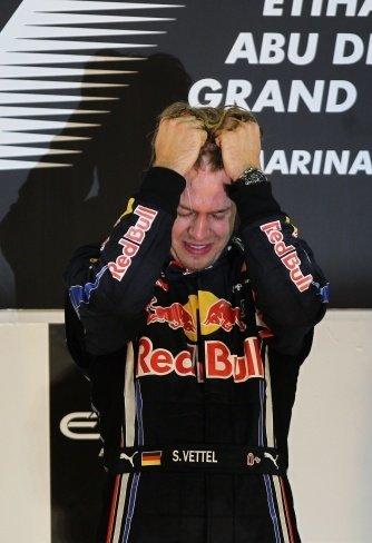 GP de Abu Dhabi de Fórmula 1: Sebastian Vettel arrasa en una carrera que le vale ser Campeón del Mundo 2010 de F1