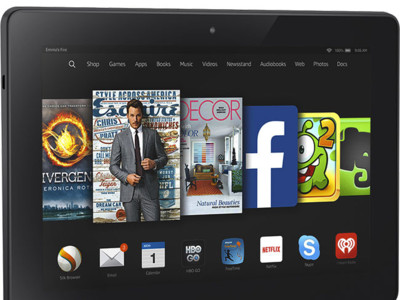 Sangria, el nuevo Fire OS 4 de Amazon
