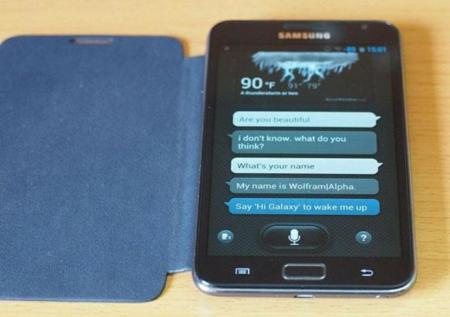 S-Voice cree que el HTC Trophy es el mejor teléfono de la historia