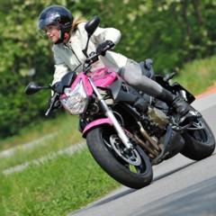 Foto 25 de 51 de la galería yamaha-xj6-rosa-italia en Motorpasion Moto