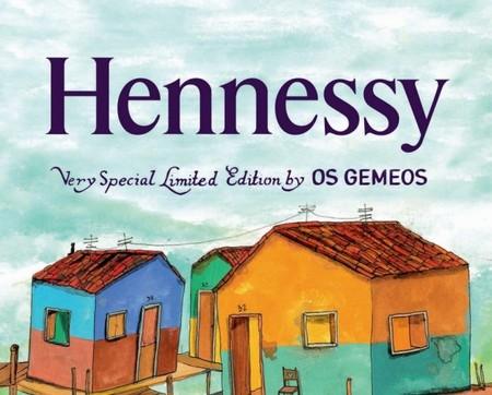 Hennessy y Os Gemeos, gastronomía y arte unidos una vez más