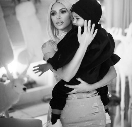 Kim Kardashian y la foto en familia (al completo) de la que todo el mundo habla