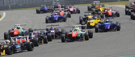 European Formula 3 Open race