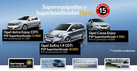 Descuentos Opel