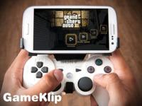 GameKlip, el accesorio que convierte tu dispositivo Android en una mini-consola
