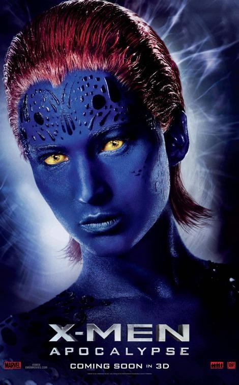 Foto de 'X-Men: Apocalipsis', todos los carteles (8/22)