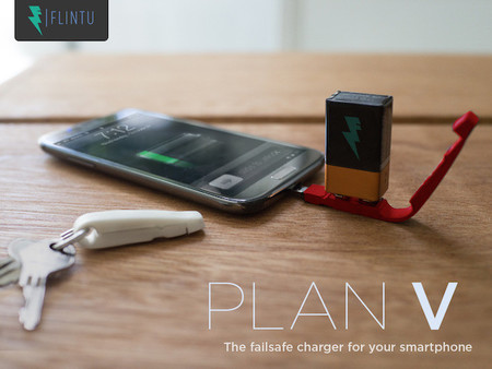 Plan V, o como cargar la batería de nuestros dispositivos con sólo una pila