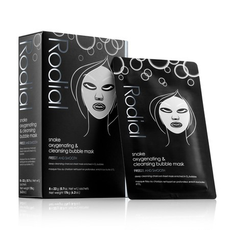 Rodial Snake Oxygenating Bubble Mask Web