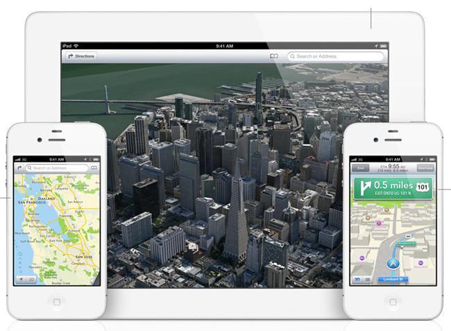 Diez nuevas ciudades estrenan vista 3D Flyover dentro de los Mapas de Apple