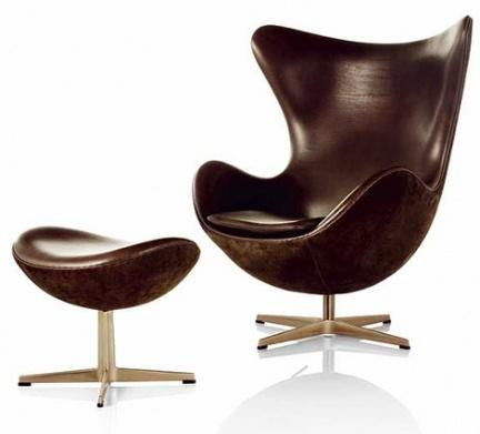 Egg Chair, una de las sillas más emblemáticas rediseñada