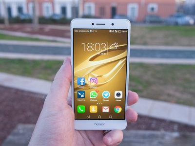 Huawei Honor 6X, con 3GB de RAM, por 233 euros y envío gratis desde España