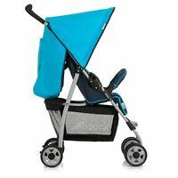 Por 47,74 euros tenemos esta silla de paseo Hauck Sport en color azul en Amazon