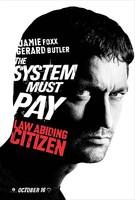 'Un ciudadano ejemplar' ('Law Abiding Citizen'), primeros carteles