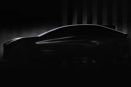Lexus quiere crecer en el mundo de los eléctricos y apuesta por un nuevo concepto que será presentado en días