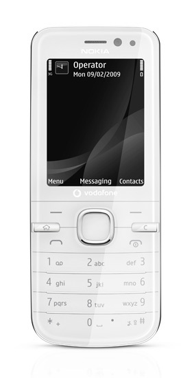 Nokia 6730 classic, sólo con Vodafone