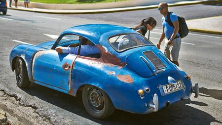 Porsche 356 La Habana