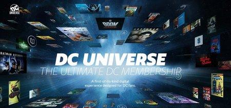El servicio de vídeo en streaming DC Universe se estrena en Estados Unidos por 8 dólares al mes