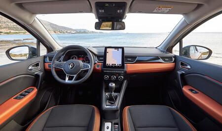 Renault Captur E-TECH híbrido 2021, precios para España