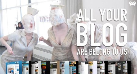 All your blog are belong to us (XCVII)