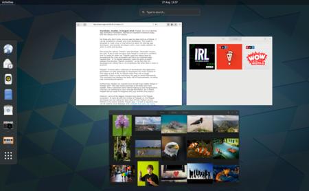 Ya está disponible GNOME 3.30 con un escritorio mejorado, 'cajas' de virtualización, app de podcasts, y mucho más