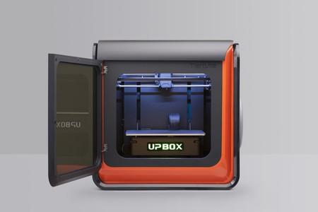 Entresd Up Box+, nueva versión mejorada de una excelente impresora 3D