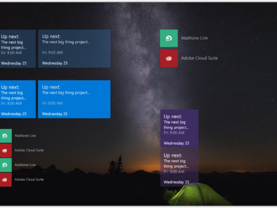 Fluent Design es precioso pero desde Microsoft aseguran que tendrá un despliegue por fases y de forma gradual