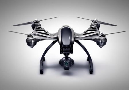 El dron Typhoon Q500 de Yuneec también se pasa al 4K, competencia para los DJI Phantom