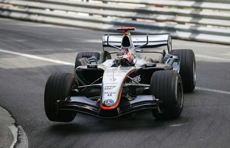 Raikkonen Monaco F1 2005