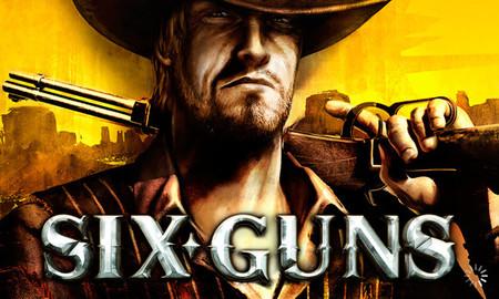 Six-guns, el salvaje oeste en tu Windows Phone. La app de la semana