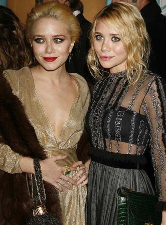 Las gemelas Olsen y sus problemas con PETA