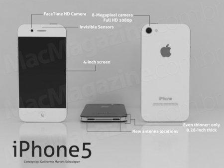 AT&T y Apple se preparan para recibir el iPhone 5 a principios de septiembre