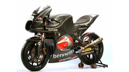 Brough Superior Carbon 2, vuelta de una marca mítica al Mundial de Moto2