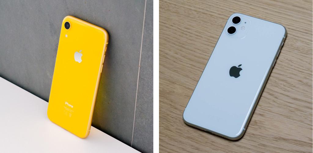 iPhone once vs iPhone XR, ¿qué móvil comprar?
